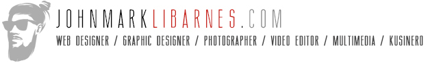 JM Libarnes Web Designer | Cebu Graphic Artist | Siargao Video Editor | Photographer