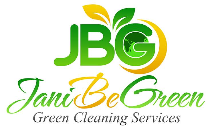 jani be green logo | manila logo design