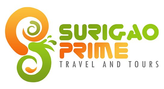 surigao prime logo | travel and tour logo design philippines
