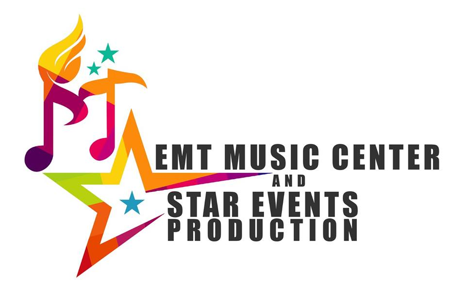 music star events logo production