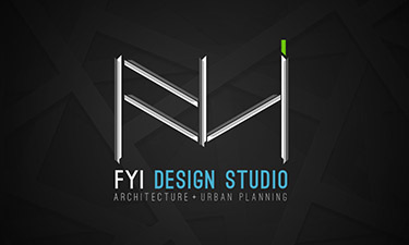 architecture logo design |  FYI architecture urban planner