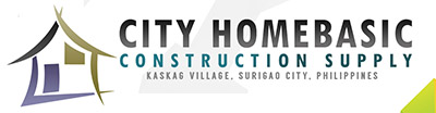 city home basic logo | construction hardware