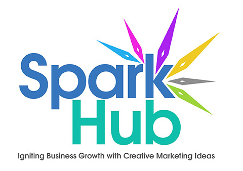 sparkhub logo | marketing research