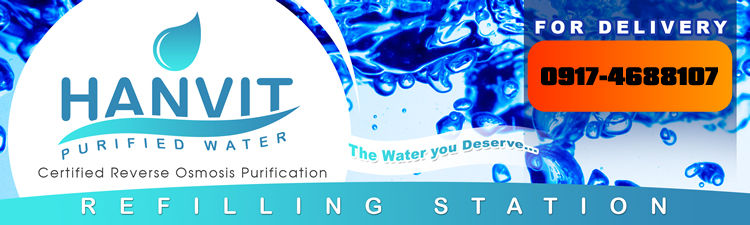 cebu mineral water design | purified water logo